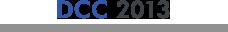 DCC 2013 logo